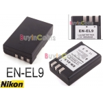 АККУМУЛЯТОР EN-EL9 ENEL9 Battery for Nikon D40 D60 D40x D3000 D5000