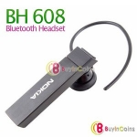 BH-608 Bluetooth Wireless Headset Headphone for Nokia